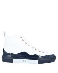 Высокие кеды и кроссовки No21