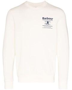 Толстовка Reed с логотипом Barbour
