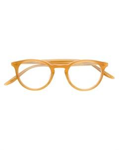 очки в округлой оправе Barton perreira