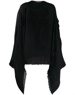 Блузка в рубчик Litkovskaya