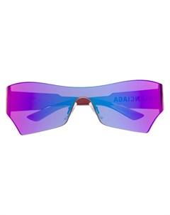 солнцезащитные очки Mono Balenciaga eyewear