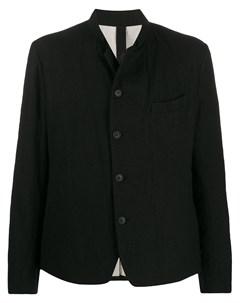 Пиджак с высоким воротником Forme d'expression