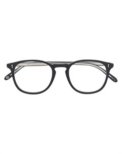 очки Kinney в круглой оправе Garrett leight