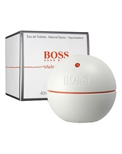 Boss In Motion White Edition Hugo boss