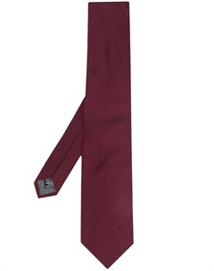 галстук 1990 х годов с узором Gianfranco ferre pre-owned