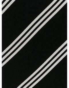 галстук 1990 х годов в диагональную полоску Gianfranco ferre pre-owned