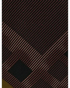 галстук 1990 х годов с геометричным принтом Gianfranco ferre pre-owned