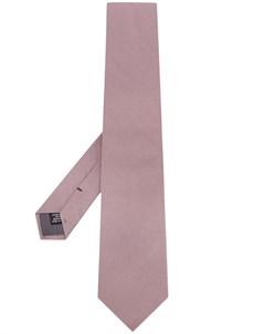 галстук 1990 х годов с заостренным концом Gianfranco ferre pre-owned