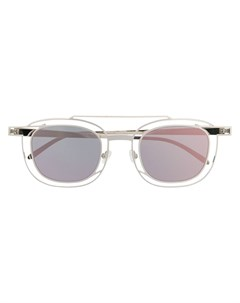 солнцезащитные очки авиаторы в квадратной оправе Thierry lasry
