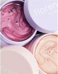 Набор из двух масок для лица Bff 60 мл Бесцветный Florence by mills