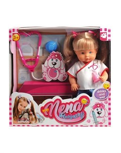 Кукла Nena ветеринар 36 см Dimian