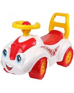 Каталка Веселый автомобиль для прогулок Технок