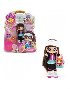 Кукла с питомцем Cassandra Dash с аксессуарами Headstart