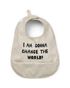Нагрудник Change the world Elodie details