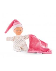 Кукла Minireve Розовое Сердце с ароматом ванили 16 см Corolle