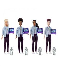 Кукла Робототехник Barbie