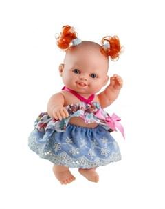 Кукла пупс Сара 22 см 127 Paola reina