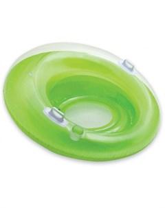 Надувной круг с сеткой и держателями 119 см Intex