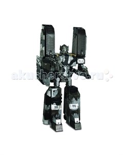 Трансформер X Bot Робот танк 30 см Happy well