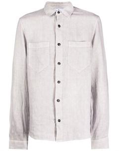 рубашка с накладными карманами Stone island