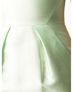 Платье с декорированным вырезом Matthew williamson