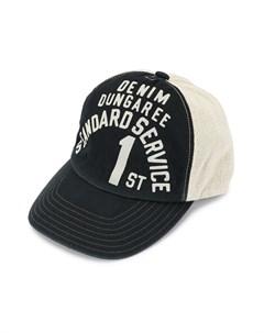 бейсбольная кепка с логотипом Denim dungaree