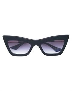 Солнцезащитные очки в оправе кошачий глаз Dita eyewear
