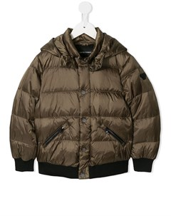 куртка пуховик Emporio armani kids