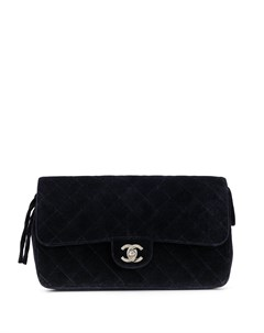 стеганый рюкзак 1997 го года Chanel pre-owned