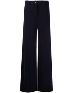 Однотонные расклешенные брюки Brag-wette