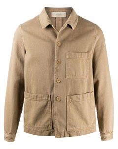 Легкая куртка с карманами Maison flaneur