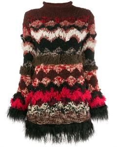 трикотажный свитер 2000 х годов Jean paul gaultier pre-owned