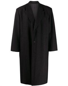 пальто миди 1980 го года Comme des garçons pre-owned
