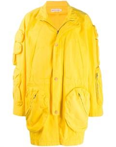 пальто Take A W Ride 2010 11 го года Walter van beirendonck pre-owned