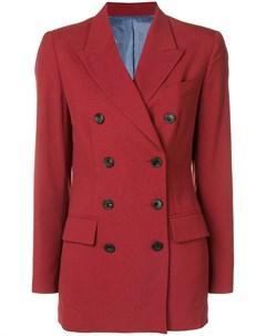двубортный пиджак прямого кроя Jean paul gaultier pre-owned