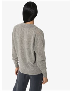 свитер Jo с воротником поло Khaite