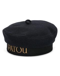 берет с логотипом Patou