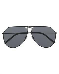 Солнцезащитные очки авиаторы Slim Dolce & gabbana eyewear