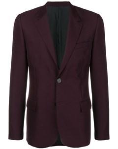 пиджак на двух пуговицах с подкладкой Ami