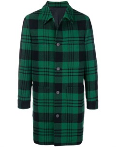 пальто с накладными карманами Ami