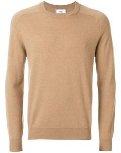 свитер с круглым вырезом под горло Ami