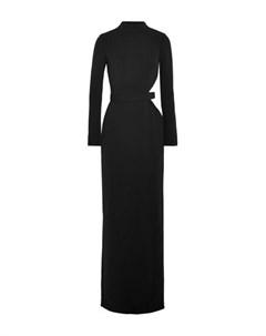 Длинное платье Brandon maxwell