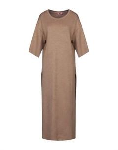 Платье миди Gabardine
