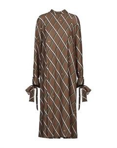 Платье длиной 3 4 Arthur arbesser