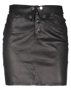 Мини юбка Amiri