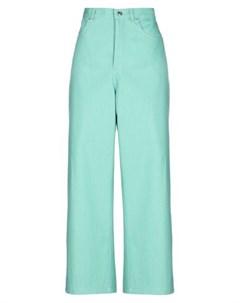 Джинсовые брюки Walk of shame