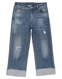 Джинсовые брюки капри Firstage