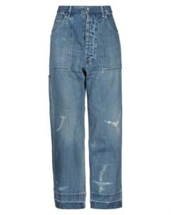 Джинсовые брюки Chimala