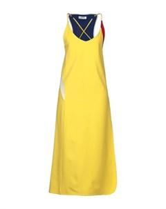 Длинное платье Tim coppens