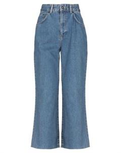 Джинсовые брюки The ragged priest